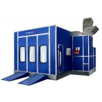 Buy cheap Paint spray booth Product  HD-3500 Standard spray booth from wholesalers