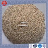 Calcined Bauxite Insulating refractories 88% round kiln calcined bauxite