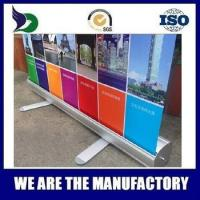 Buy cheap hot sale aluminium pull up banner display stand from wholesalers