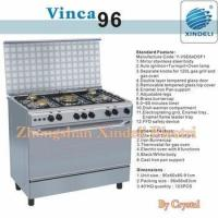 Buy cheap Vinca Series Free Standing Gas Ovens from wholesalers