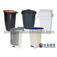 Buy cheap Plastic Trash bin mould 1 from wholesalers