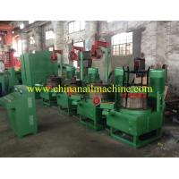 Buy cheap Nail Making Machine nail making production line LW-1-6/series WIRE DRAWING MACHINE from wholesalers