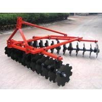 Buy cheap 1BQX-2.3 24pieces mounted light-duty disc harrow from wholesalers