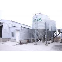 Silo and feed weigher