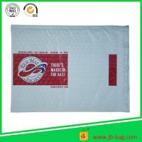 Buy cheap white color printed poly bubble mailer from wholesalers