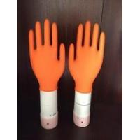 Buy cheap powder free nitrile examination gloves product