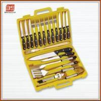 Buy cheap Multi Pieces BBQ Fork, High Quality New Style Outdoor Kitchen BBQ Tool Set from wholesalers