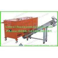 Buy cheap Vegetable CX-1200 base material feeding machine for tray seeds seeder line from wholesalers