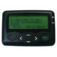 Buy cheap Pager W2008P Alphanumeric Pager W2008P Alphanumeric Pager from wholesalers