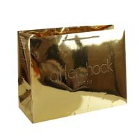Buy cheap luxury paper gift bags Colorful Shopping Paper Cosmetic Bag Wholesale from wholesalers