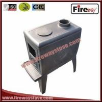 Buy cheap Fireway cast iron material multi-function cooking wood burning stove from wholesalers