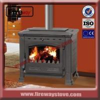 Buy cheap European wood burning cast iron stove from wholesalers