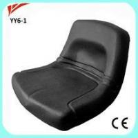 Buy cheap Seat cover matting PVC material for Trotting sulky from wholesalers