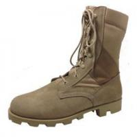 Buy cheap Military boots Good design desert boots from wholesalers