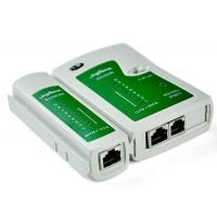 Buy cheap Network Accessories Cable tester for RJ45 RJ11 from wholesalers