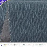 Buy cheap Soft pu flocking leather for shoes clothes product