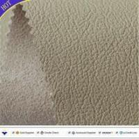 Buy cheap Waterproof microfiber leather for car upholstery product