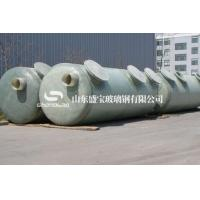 Buy cheap FRP Septic Tank FRP Septic Tank from wholesalers