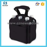 Buy cheap Trendy cheap cooler cute oem neoprene fashion hot-sale soft water bottle bag from wholesalers