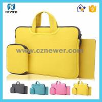 Buy cheap Latest design cheapest neoprene high quality 17 inch laptop bag for ladies from wholesalers