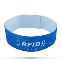 Buy cheap RFID Paper Disposable Wristband HC-ZZ006 from wholesalers