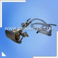 Buy cheap IP34 Spray Nozzle, IEC60529 Jet Nozzle Tester, IEC 60529 Spray Nozzle, IPX3/IPX4 from wholesalers