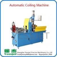 Buy cheap Coiling&Wraping Mach English Auto-Coiling Machine from wholesalers