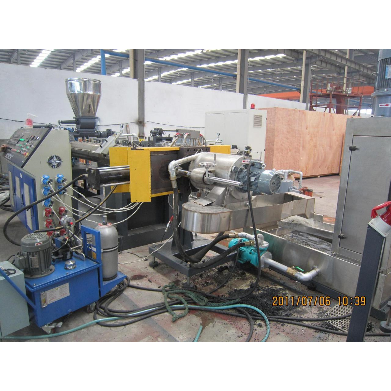 Buy cheap waste Plastic scraps granulating line from wholesalers