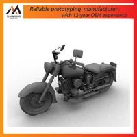 Buy cheap Model car High Precision China CNC Machining whole motorcycl from wholesalers