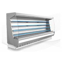 Open Upright Air Cooling Refrigerator