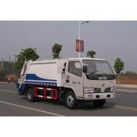 Buy cheap DongFeng 5000L Refuse Compactor Truck from wholesalers