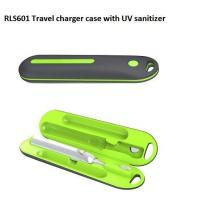 Buy cheap RLS601 Sonic Toothbrush Travel Charger Case with UV sanitizer from wholesalers