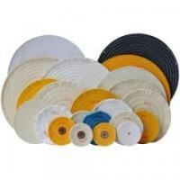 Buy cheap Yi liang cotton cloth polishing wheel for fine mirror finishing from wholesalers