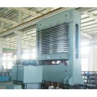 Buy cheap particle board hot press machine hot press machine hot press laminator machine product