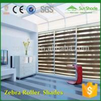 Buy cheap Duel roller blinds Home Window Day Night Zebra Roller blinds from wholesalers