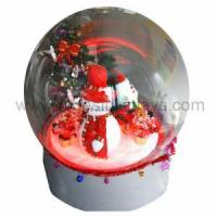 Buy cheap Snow Globe Decoration from wholesalers