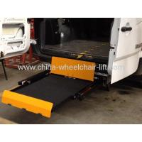 Buy cheap Wheelchair Lift WL-UVL-700-F Wheelchair Lift for Van from wholesalers