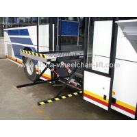Buy cheap Wheelchair Lift UVL-700/1300 Wheelchair Lift (in bus step) from wholesalers