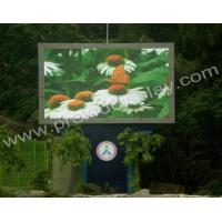 Buy cheap Classic Case P10 Outdoor Full Color Led Sign from wholesalers