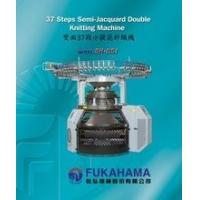 Buy cheap 37 Step Semi-Jacquard Double Circular Knitting Machine from wholesalers