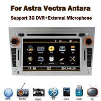 Buy cheap In Stock 3G silver 7 in dash 2din car dvd player gps navigation for Opel Vectra Astra Zafira Corsa from wholesalers