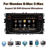 Buy cheap HD digital TFT touch screen car stereo for ford mondeo S-MAX Galaxy from wholesalers