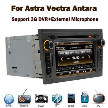 Quality Wholesale ! Car dvd player gps navigation for opel Astra zafira Vectra Antara for sale