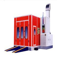 DL-170 spray booth,easy to use ,very easy to operate