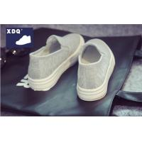 Buy cheap B093 2015 new loafer shoes slip on canvas shoes cotton fabric canvas shoes from wholesalers