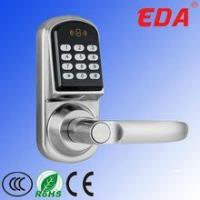 Buy cheap Fingerprint Keypad Door Locks For Campus Home from wholesalers