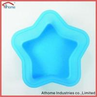 Buy cheap Custom FDA and LFGB food grade mini silicone cake baking molds from wholesalers