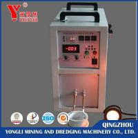 Buy cheap Gold Mining Machinery Fine Concentration Machine Gold Smelting Furnace from wholesalers