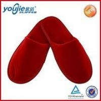 Buy cheap Microsuede slippers from wholesalers