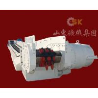 Buy cheap conveying series Middle and heavy Duty scraper conveyor from Wholesalers
